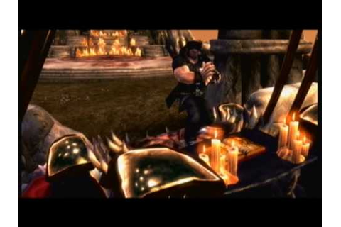 Brutal Legend: Game Play Part 1 - YouTube