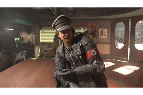 Watch us play 90 minutes of Wolfenstein II: The New ...