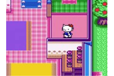 Hello Kitty no Happy House - Game Boy Color Game