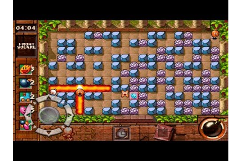 iPhone 】 BOMBERMAN TOUCH -The Legend of Mystic Bomb- 【 iOS ...