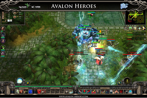Avalon Heroes - Free MMORPG and Free MMO Games ...