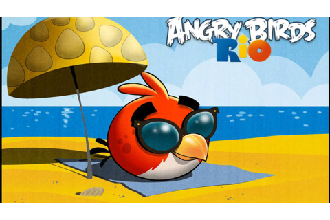 Angry Birds Rio Full HD Wallpaper and Background Image ...