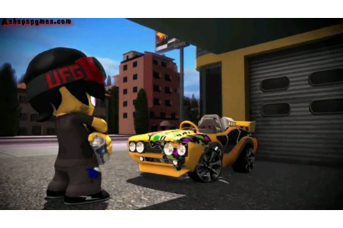 ModNation Racers - PSP - Career Mode MRC: #01. D-Day ...