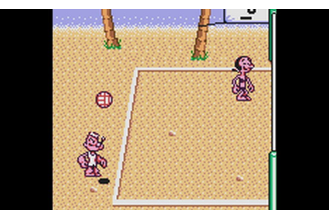 Play Popeye no Beach Volleyball (Japan) • Game Gear GamePhD