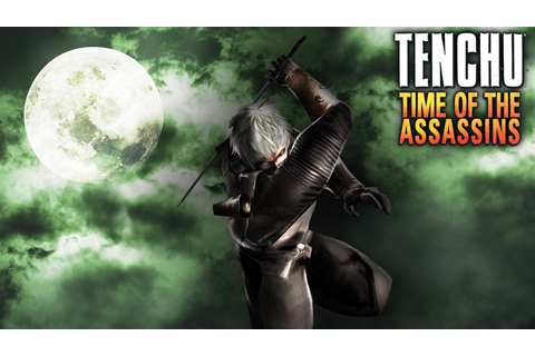 Tenchu Time Of The Assassins | Download Game PSP PPSSPP ...