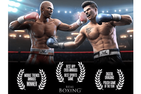 Real Boxing – Fighting Game - DOWNLOAD THE BEST FREE GAMES ...