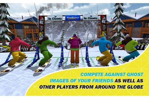 SummitX 2: Skiing/Snowboarding » Android Games 365 - Free ...