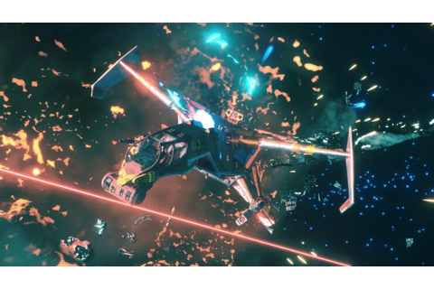 Rebel Galaxy Outlaw Announced; Due Q1 2019 on PC ...
