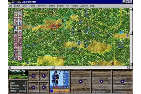 Battleground 4: Shiloh - PC - gamepressure.com