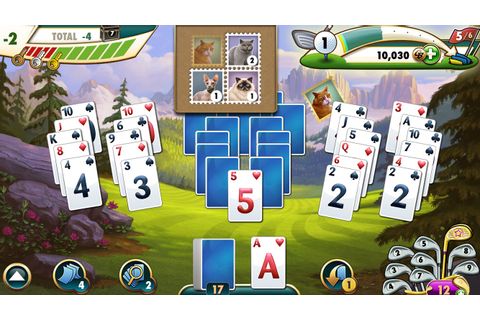 Fairway Solitaire by Big Fish Games, Inc