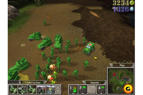 Download Games PC Army Men RTS Full Version | Wars TKJ