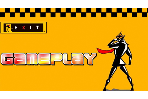 EXIT - PSP - Gameplay / Review - Mini superhéroe - YouTube