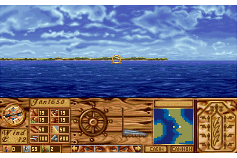 Download High Seas Trader | Abandonia