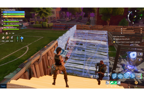 Fortnite Early Access Review: Fighting Through Systems ...