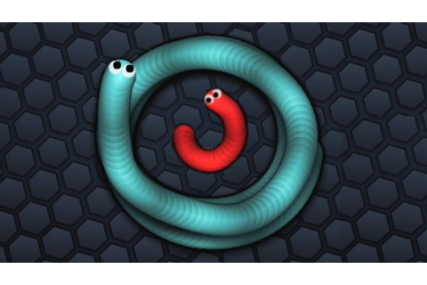 HOW TO BEAT THIS GAME!? (Slither.io) - YouTube