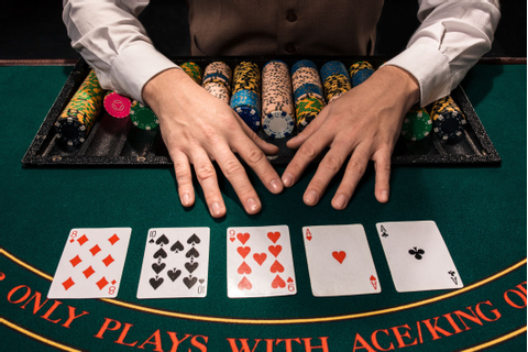 How to Play the Texas Hold'em Bonus Poker Table Game