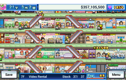 ChCse's blog: Mega Mall Story (Android)
