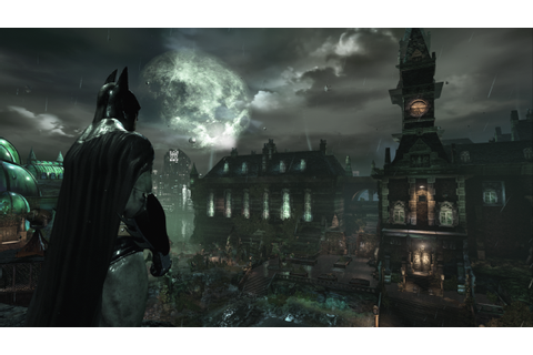 The Essential Games: Batman Arkham Asylum (2009) | by Alex ...