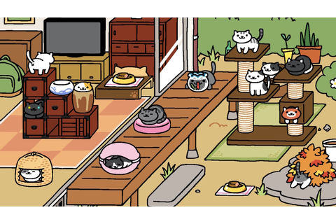 Neko Atsume: Cat Collection Game or Silicon Valley Human ...