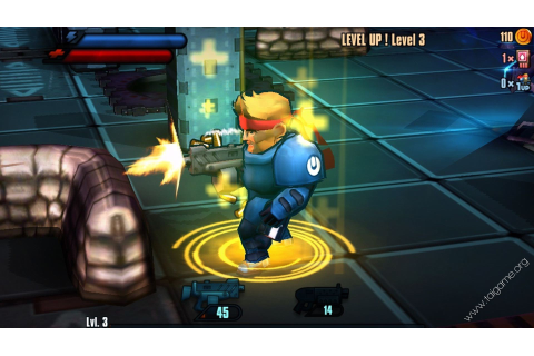 Meltdown - Tai game | Download game Hành động