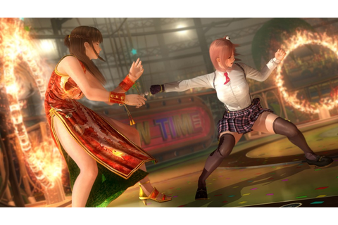 Dead Or Alive 5 Last Round Game Full Free Download - KAMAL7861
