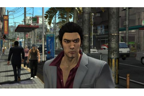 Yakuza 3 Super Review | GamesRadar+