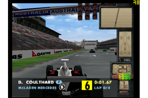 F-1 World Grand Prix II Download Game | GameFabrique