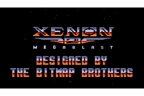 Xenon 2 Megablast - full game [PC] - YouTube