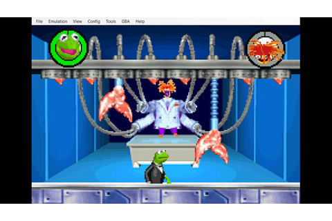 Spy Muppets: License to Croak (GBA) Hard Playthrough - YouTube