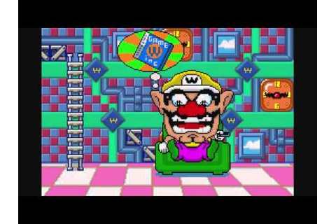 Wario Ware Inc.: Mega Mini Jeux - Trailer (CV Wii U) - YouTube