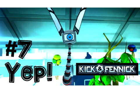 Kick & Fennick PS Vita Indie Game Part 7 Walkthrough ...
