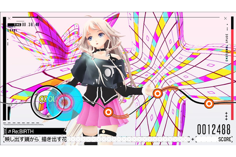 Take another look at trippy Vita rhythm game IA/VT Colorful