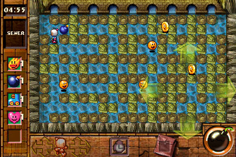 Review: Hudson Software Company Bomberman Touch - The ...