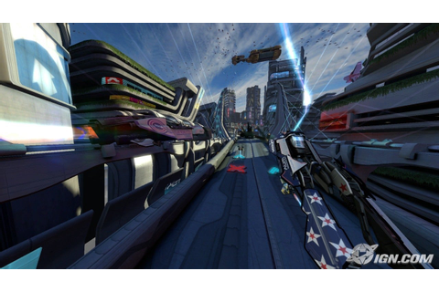 Wipeout HD Fury full game free pc, download, play.