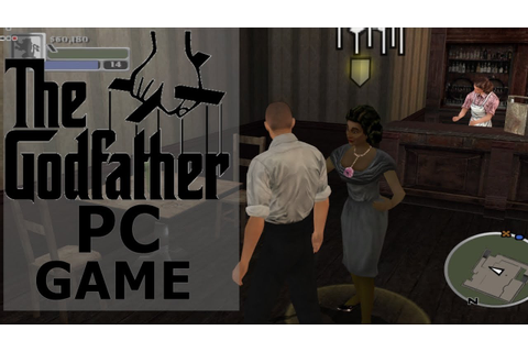 The Godfather PC Game + Tradução + Mod de munição infinita ...