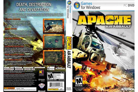 Torrent World: Apache Air Assault PC Game