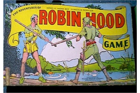 Robin Hood – The Facts and the Fiction » Board Games