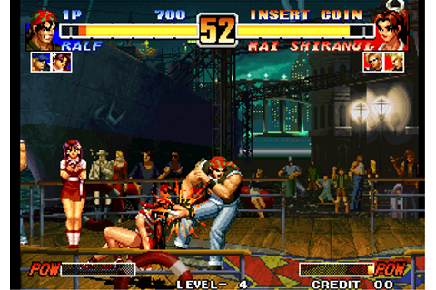 The King of Fighters '96 ROM Download for Neo Geo - Rom ...