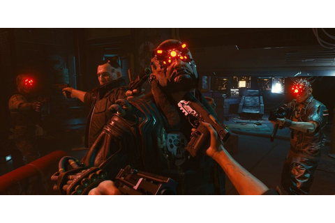 Cyberpunk 2077 Images Are The Closest Fans Can Get To Gameplay