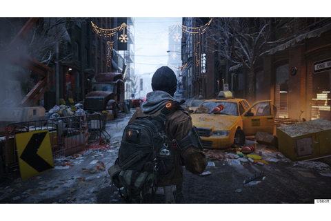 The Division: Explore Video Game's Scarily Realistic ...