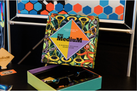 The Medium Board Game, Based on Marshall McLuhan's Laws of ...