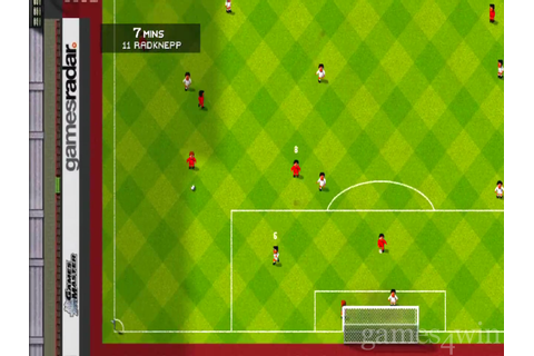 Sensible World of Soccer Download - Games4Win