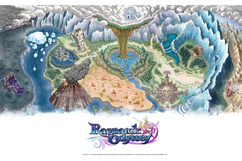 Video games ragnarok odyssey wallpaper | AllWallpaper.in ...