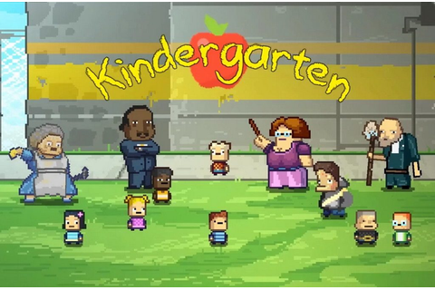 Kindergarten · The Best PC Games