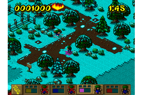 Download Lemmings Paintball (Windows) - My Abandonware