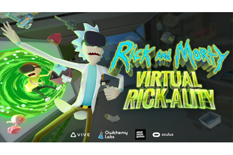 Rick and Morty: Virtual Rick-ality - Wikipedia