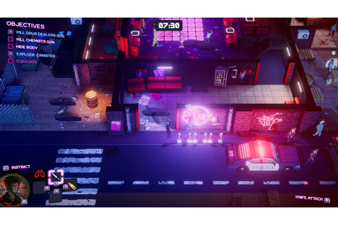 Party Hard 2 Gets New Alpha Gameplay Footage