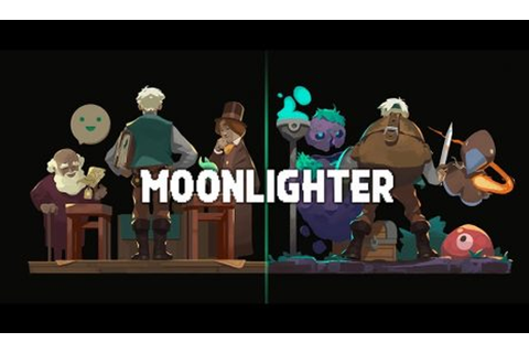 Moonlighter Game Preview - E3 2017 - Merchant or Hero? (PS4)