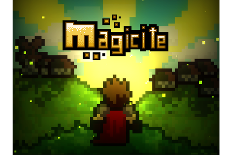Magicite - A Multiplayer RPG Platformer by Sean Young ...