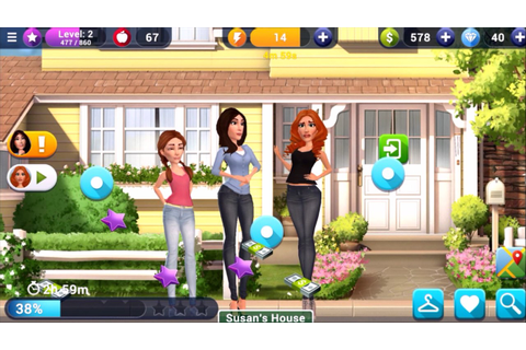 Desperate Housewives The Game Episode 1 Home Sweet Home ...